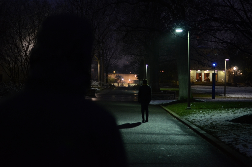 Fourteen stalking incidents reported to Public Safety since Welcome Week