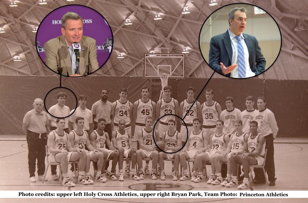 Men's Basketball head coach Mike Brennan all too familiar with new Holy Cross head coach