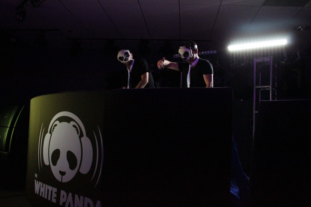 Concert Review: The White Panda performs at SUB Welcome Week show in Tavern